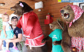База отдыха Три Медведя Горный Алтай отзывы с фото и видео «Улётной жизни»