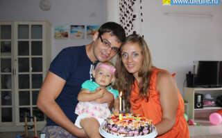 День Рождения Алины в Нячанге.