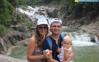 Экскурсия на водопад Янг Бей — отзыв, фото и видео.