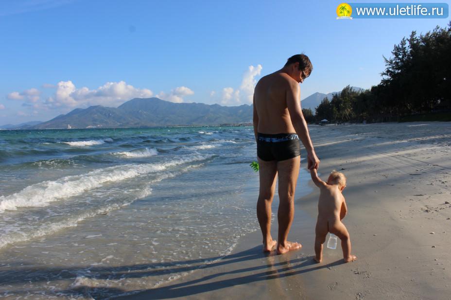 Экскурсия пляж Зоклет Нячанг
