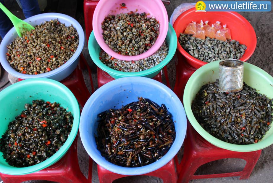 Рынок Чо Дам