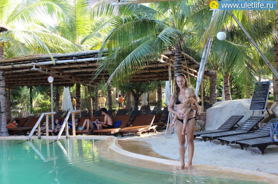 I-Resort Нячанг бассейн 3