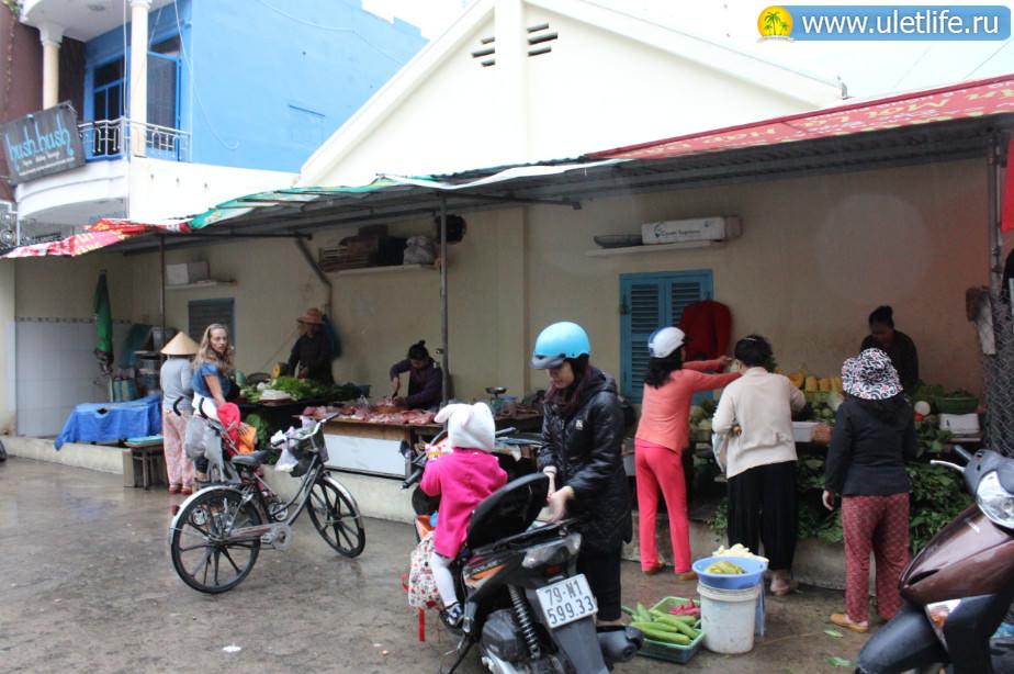 Рынки Нячанга