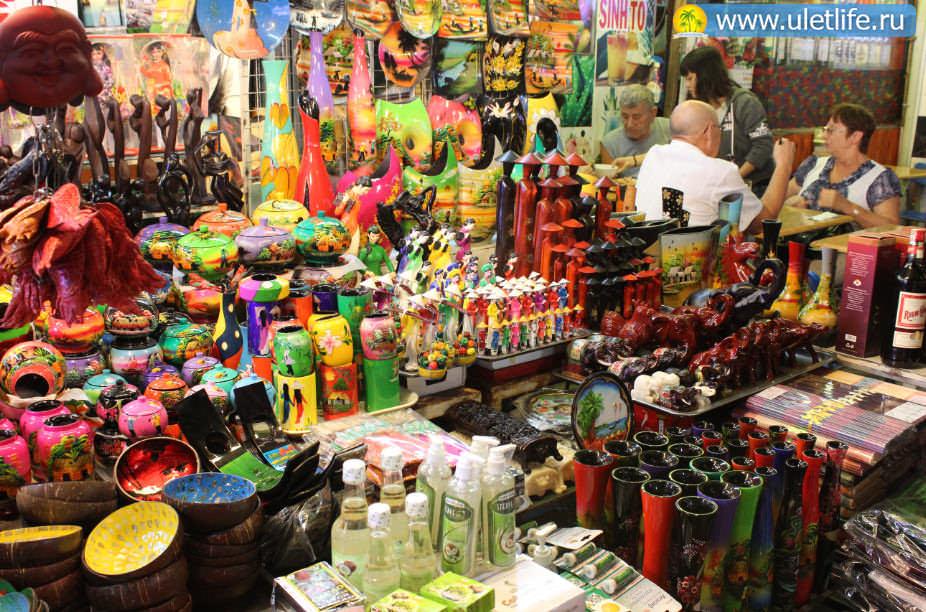 Ночной рынок вьетнам