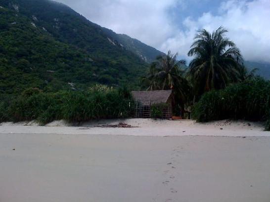 Jungle beach nyachang