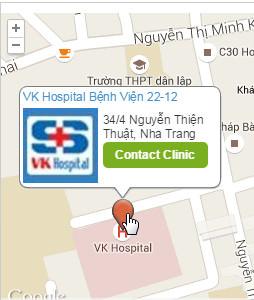 ВК госпиталь Нячанг
