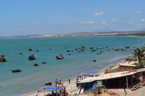 Рыбацкая гавань Муйне
