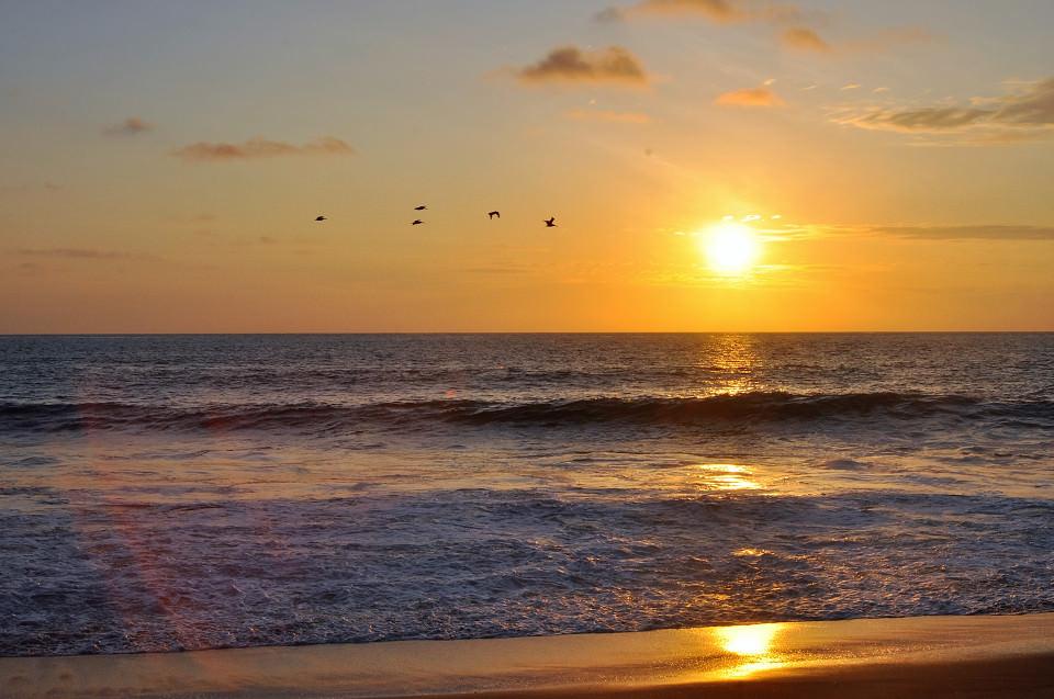 Эквадор пляжи