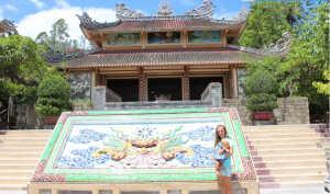 Пагода Лонг Шон в Нячанге