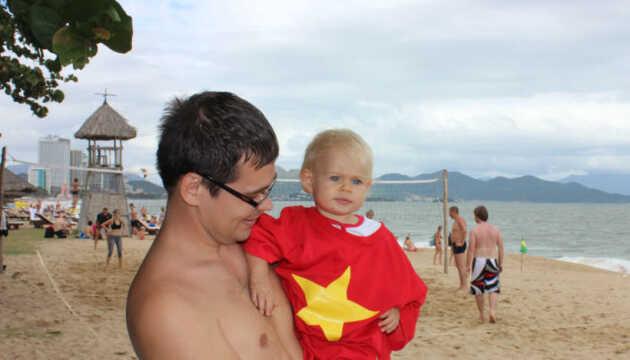 В Нячанг с ребенком — все тонкости