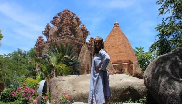 Башни По Нагар в Нячанге