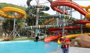 Винперл (Vinpearl) улётный парк развлечений в Нячанге