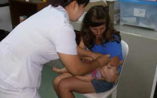 Как сделать прививку ребенку на Самуи?