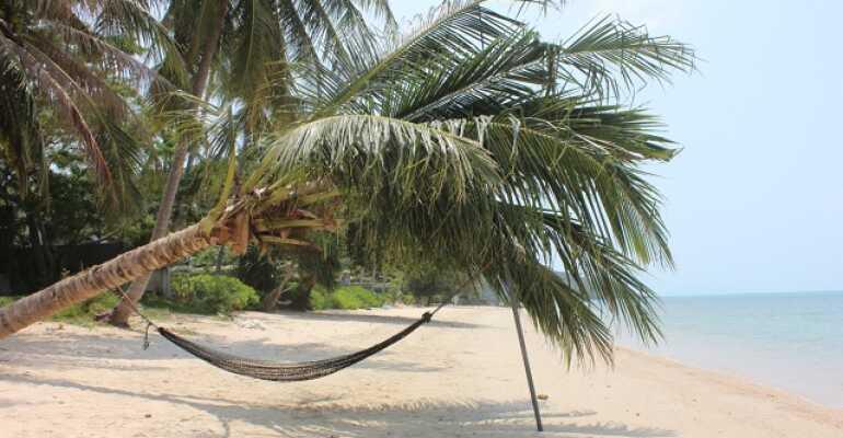 Какая погода на Самуи по месяцам: температура моря и когда сезон