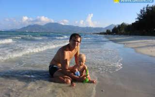 Пляж Зоклет (Doc Let) — наш отзыв и фото с видео