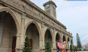 Кафедральный собор в Нячанге.