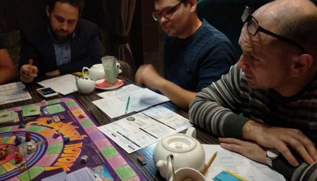 Настольная игра «Денежный поток» 101 Роберта Кийосаки в Новосибирске – отзыв на тренинг Антона Кизяковского.