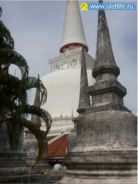 Phra Mahathat Woramaha Wiharn