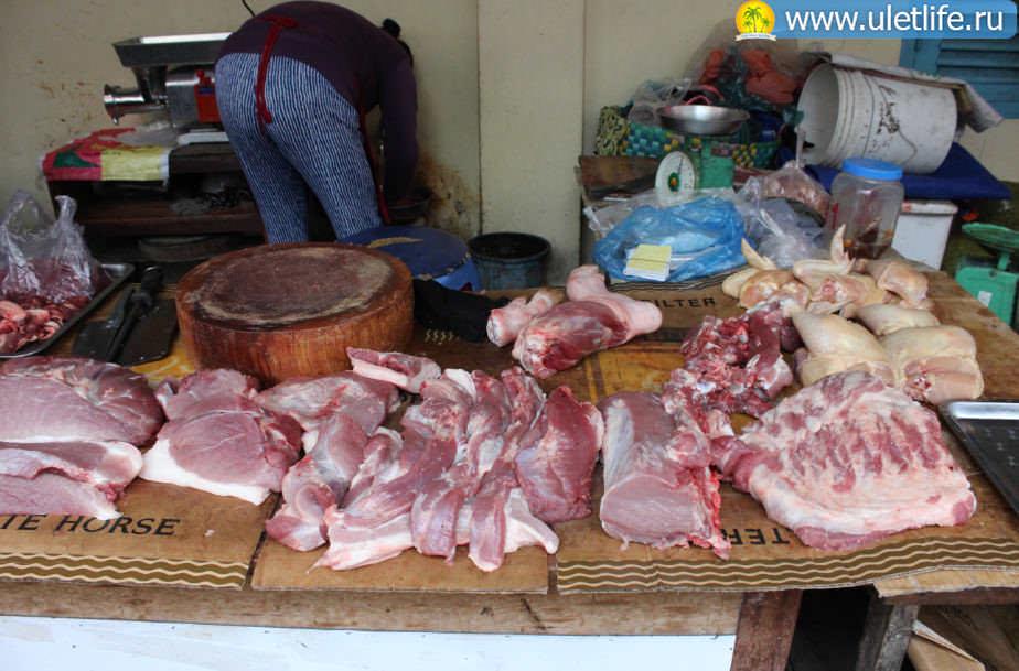 Цены в Нячанге мясо