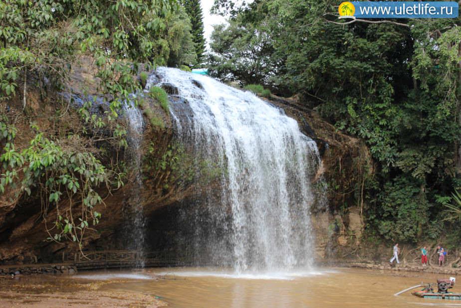 водопад прен