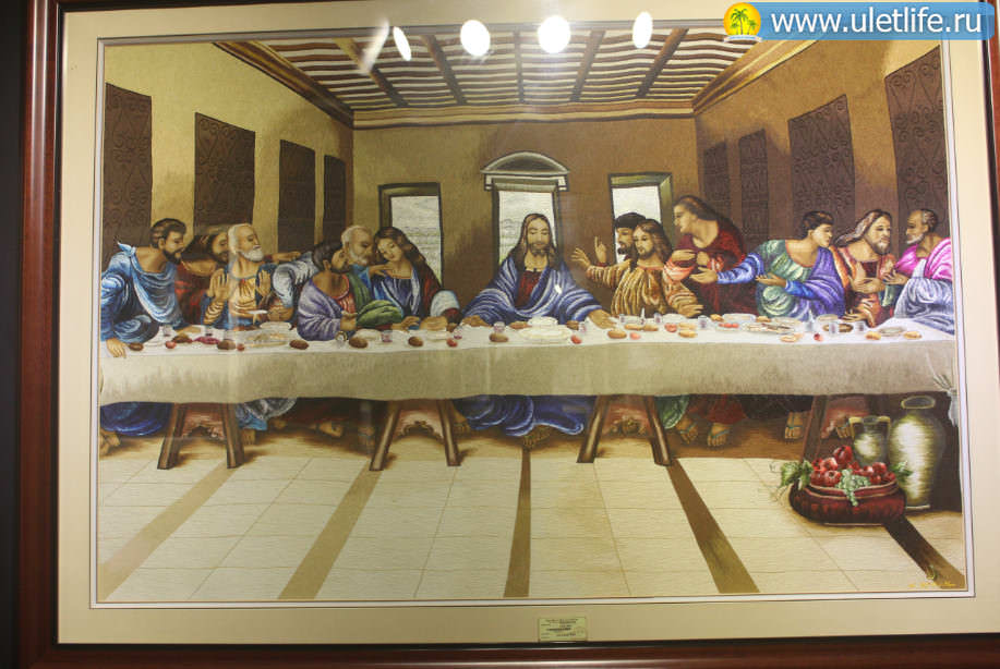 Галерея шелка в Нячанге