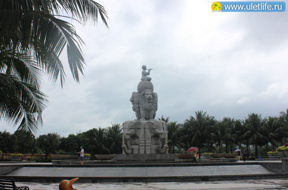 Винперл фонтан