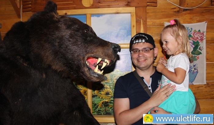 три медведя алтай