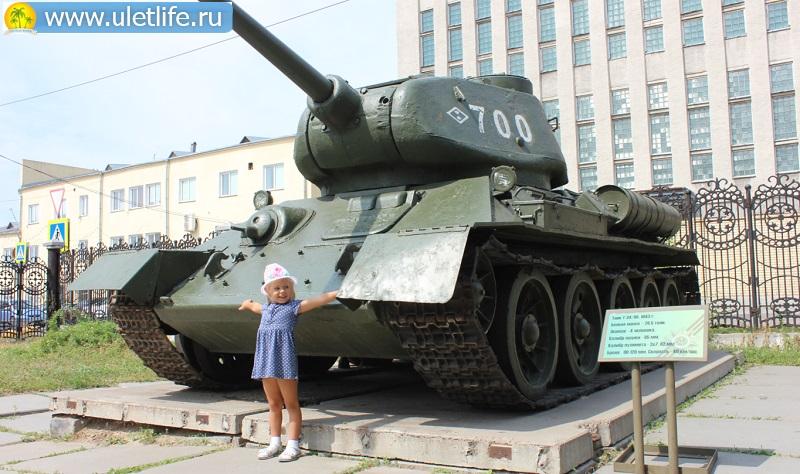 Военный музей Омск